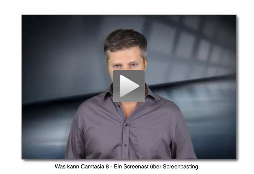 Video: Ein Screencast über Screencasting mit Camtasia Studio